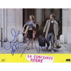 DE FRANCE Cécile + LINDON...