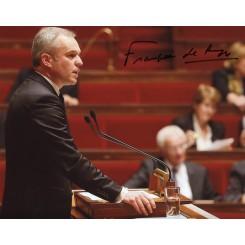 DE RUGY François