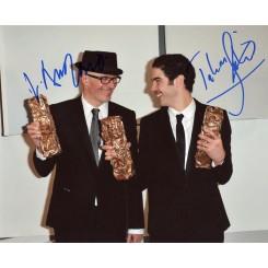 AUDIARD Jacques + RAHIM Tahar