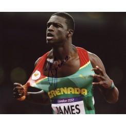 JAMES Kirani