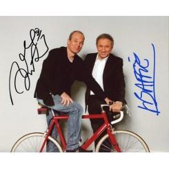 BAFFIE Laurent + DRUCKER...