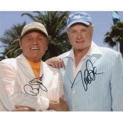 JOHNSTON Bruce + LOVE Mike...