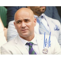 AGASSI Andre