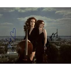BERTHOLLET Camille + Julie