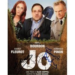 BOURDON Didier + FLEUROT...